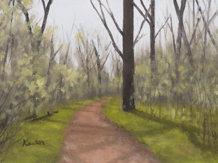 April Woods Prospect Park